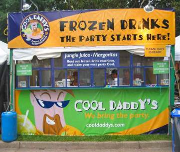 cool daddys frozen drinks are famous in atlanta ga