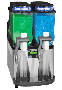 double frozen drink machine rental