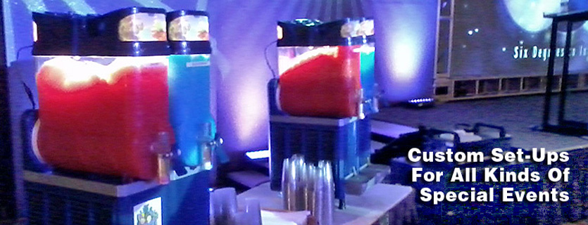 Atlanta Frozen Drink Machine for Event