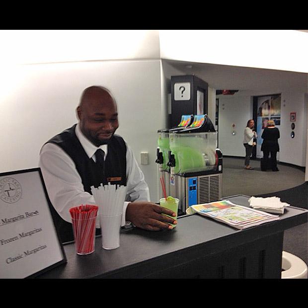 Frozen Drinks For Wedding Reception In Atlanta Area