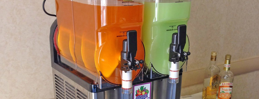 atlanta's finest frozen drink machines