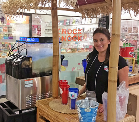 americas mart frozen drink vendor