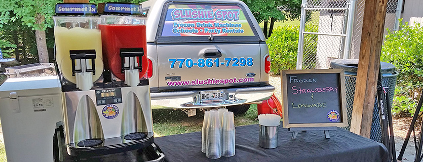frozen drink rentals in atlanta