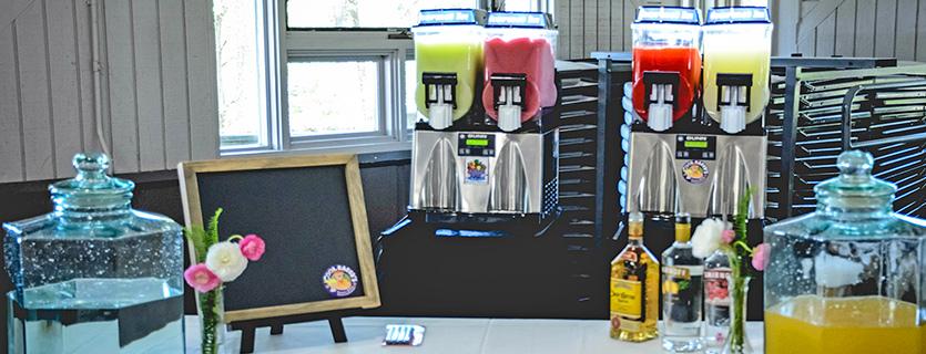 Frozen Drink Machine Rentals Atlanta Slush Machine